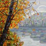 Mandy Budan Painting