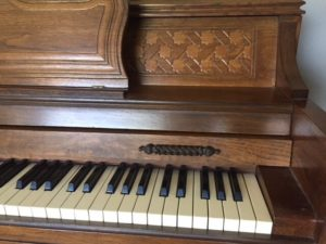 Lake Country Cottage Piano